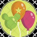 Baby Balloon Toys Icon