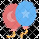 Balloon Kid And Baby Kid Icon
