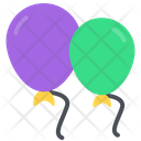 Balloon Balloons Birthday Balloon Icon