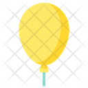 Balloon Celebration Decoration Icon