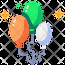 St Patricks Day Celebration Decoration Icon