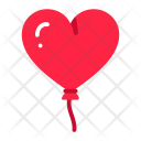 Balloon Gift Date Icon