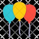 Balloon Celebrate Festival Icon