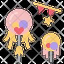 Balloon Decoration Balloons Icon