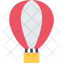 Balloon Delivery Shipping Icon