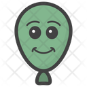 Balloon Emoji Icon