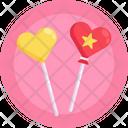 Balloon Heart Icon