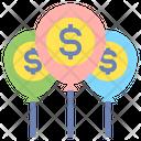 Balloon Loan Icon