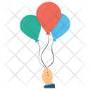 Balloon Seller Icon