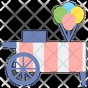 Balloon Stall Icon