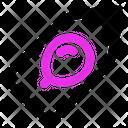 Balloon Tag Icon