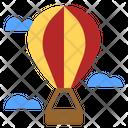 Balloon Hot Air Festival Icon