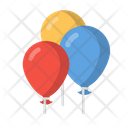 Ballon Celebration Party Icon