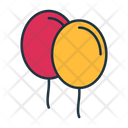 Balloons Balloon Celebration Icon