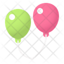 Balloons Air Children Icon
