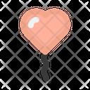 Baloons Birthday Celebration Icon
