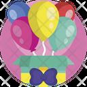 Gifts Balloons Balloon Icon