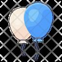 Balloons Decorative Balloons Celebration Balloons Icon