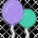 Balloons Celebration Party Icon
