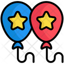 Balloons Suggested Celebration Icon