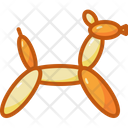 Balloons Dog Dog Balloon Dog Icon