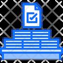 Ballot Check Voter Icon