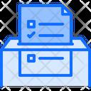 Ballot Box Voting Icon