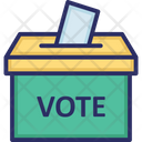 Ballot Elections Referendum Icon
