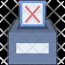 Vote Democracy Ballot Icon