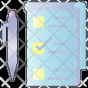 Ballot Election Paper Icon