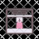Ballot Box Voter Box Polling Box Icon