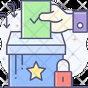 Ballot Box Voting Box Box Icon