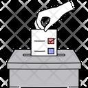 Ballotboxred Icon