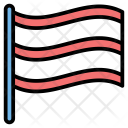 Ballot Flag Icon