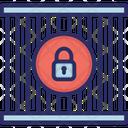 Ballot Lock Ballot Protection Box Lock Icon
