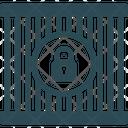 Ballot Lock Icon