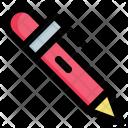 Ballpen Ballpoint Writing Icon