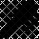 Ballpoint Marker Writing Tool Icon