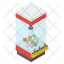 Balls Claw Machine Icon