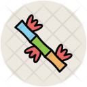 Bamboo Leaf Stick Icon