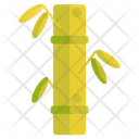 Bamboo Tree Strong Tree Icon