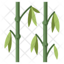 Bamboo Branch Forest Icon