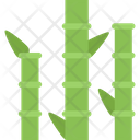 Bamboo Nature Plant Icon
