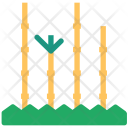 Bamboo Forest Fence Icon