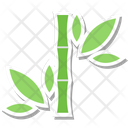 Bamboo Plants Icon
