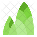 Bamboo Shoot Food Icon