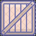 Ban Box Icon