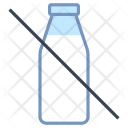 Ban Dairy products Icon