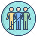 Ban Group Icon