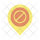 Ban Location Icon